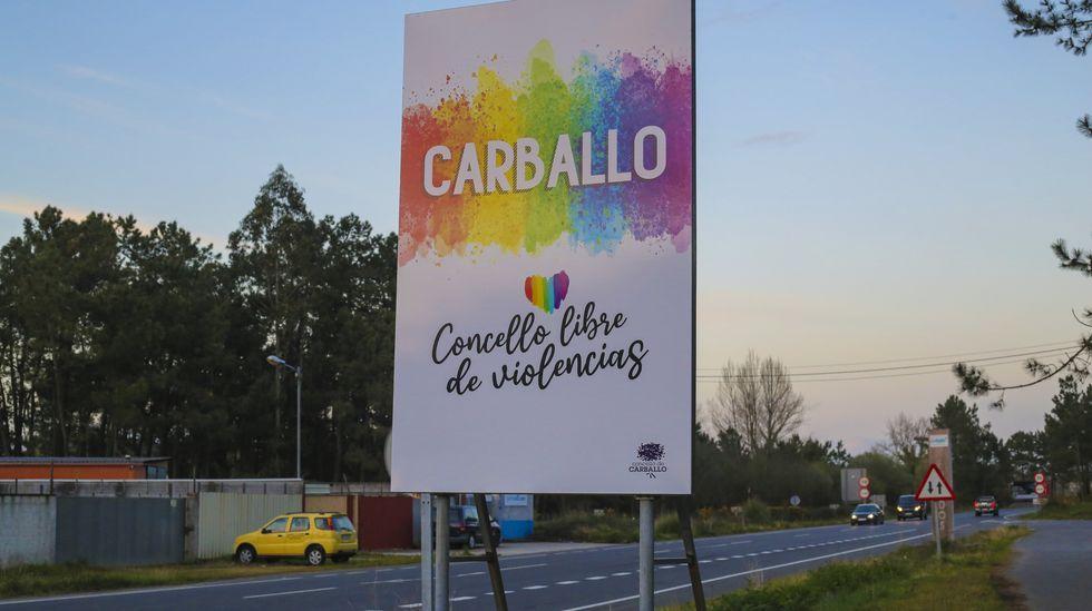 Foto de archivo del ayuntamiento de Sarria