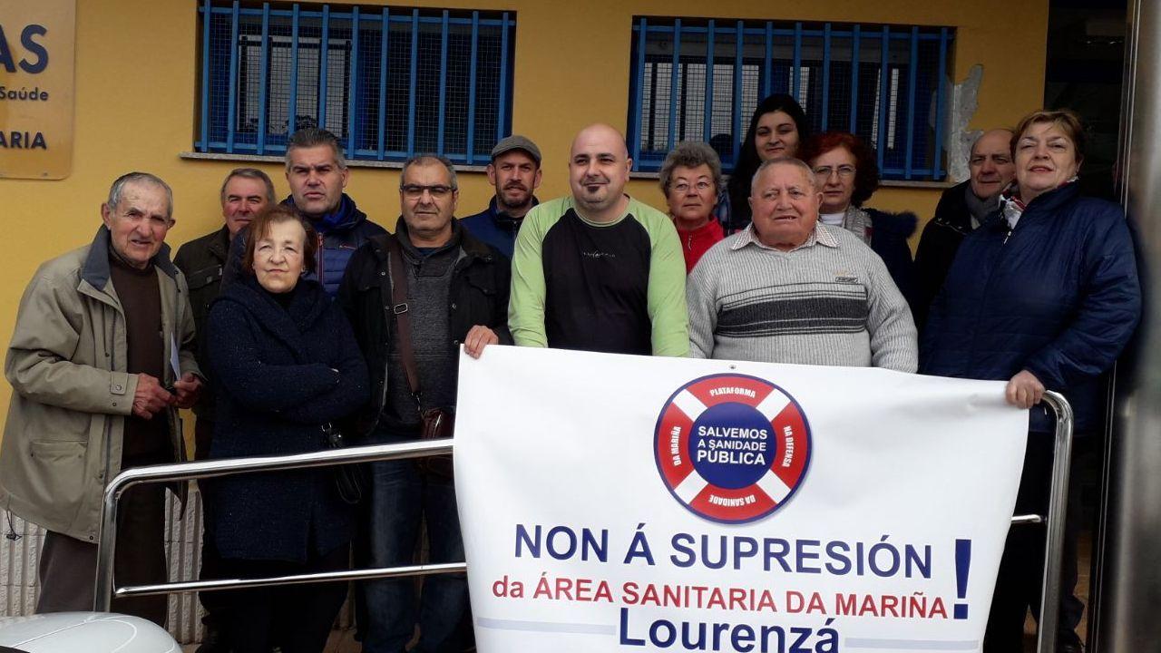 Secundino Cigarrán, nefrólogo, y Juan Latorre, nutricionista