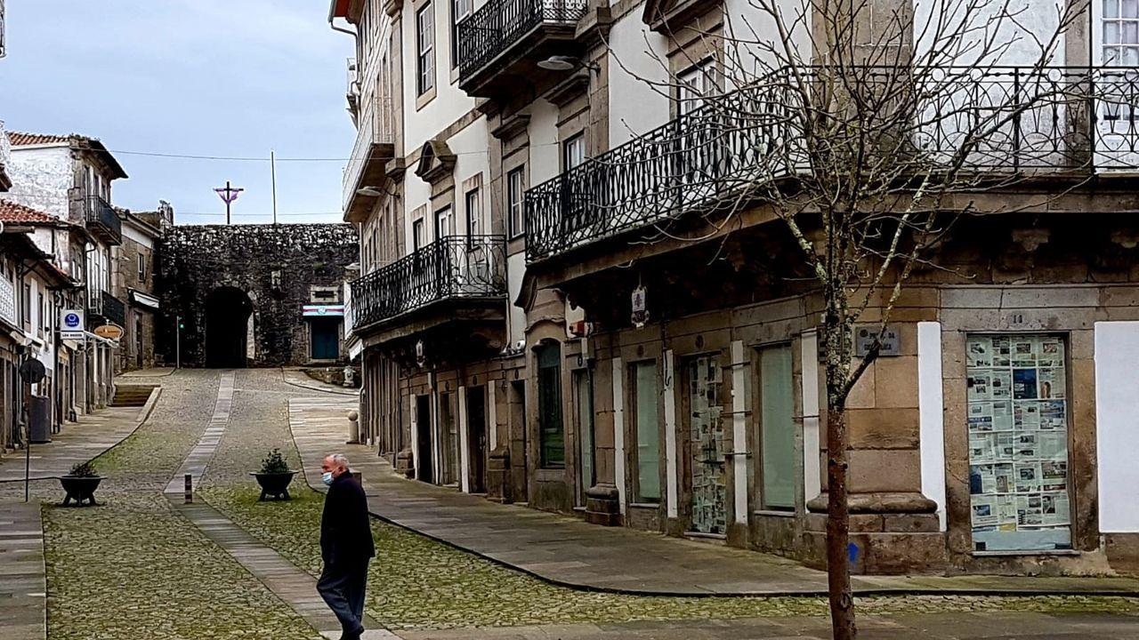 Los comerciantes portugueses claman por la apertura de fronteras