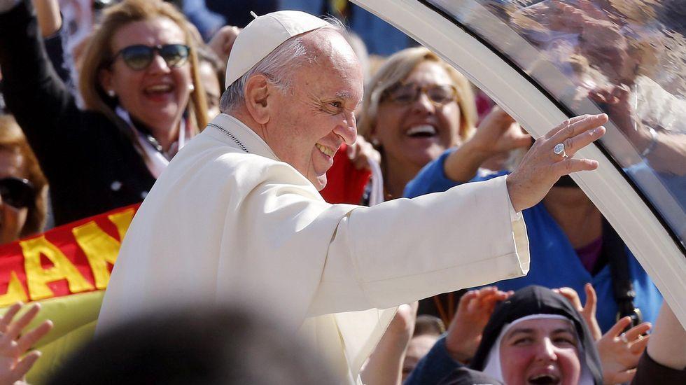 Expectación en el Vaticano.Francesca Chaouqui, otra de las acusadas por el Vaticano