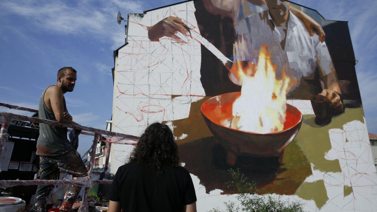 Imagen de archivo del Mural Fest