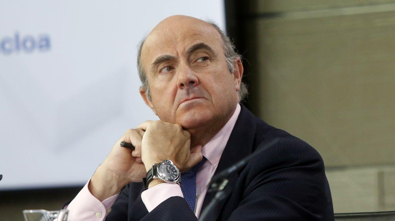 «Los salarios van a ir normalizándose». El presidente del Eurogrupo, Jeroen Dijsselbloem