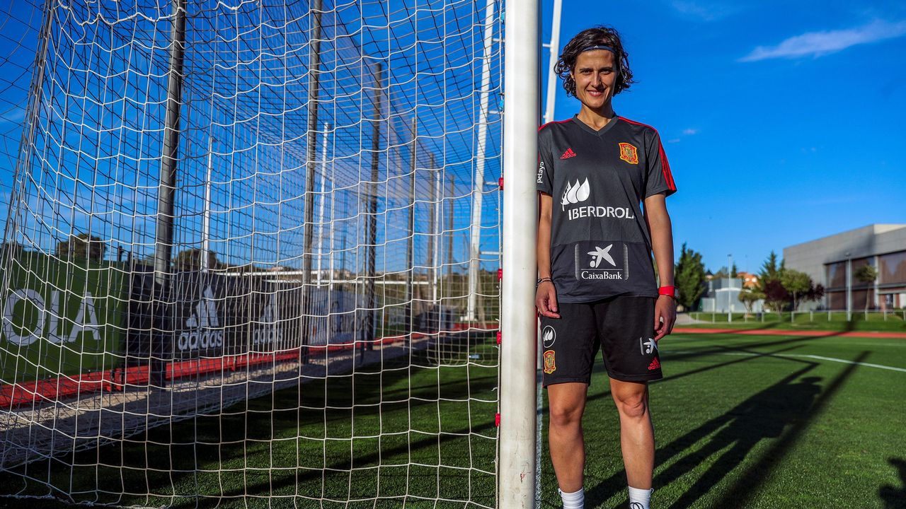 Montse Tomé, la segunda entrenadora de la selección de España de fútbol femenino
