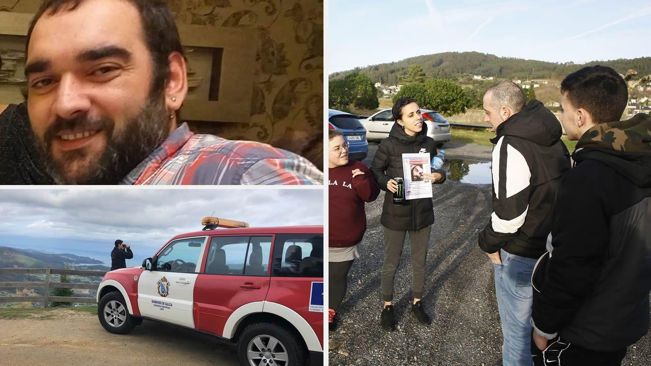Vídeo de Alcoa.Alejandro Meitín San Isidro desapareció tras asistir en Area (Viveiro) a una cena de empresa