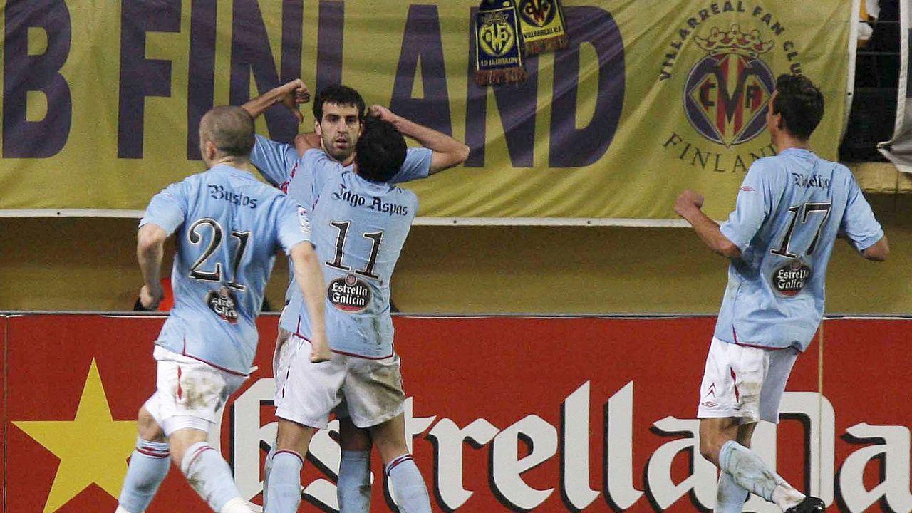 Eliminación del Villarreal en Copa estando en Segunda (2010)