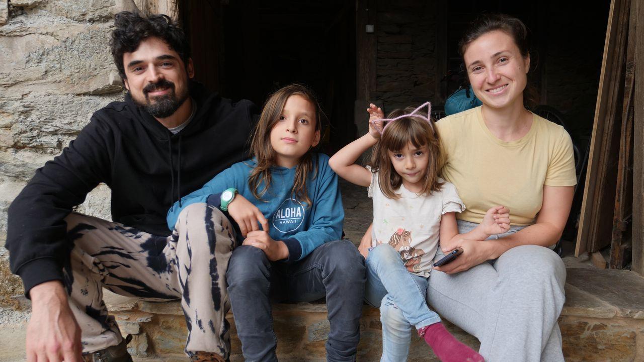 Así viven los más jóvenes de Galicia