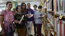 El IES As Lagoas de Ourense tiene club de lectura desde hace años