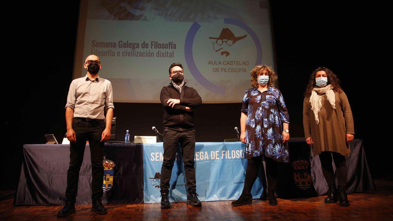 Feijoo y Ábalos, en la rueda de prensa donde explicaron sus acuerdos