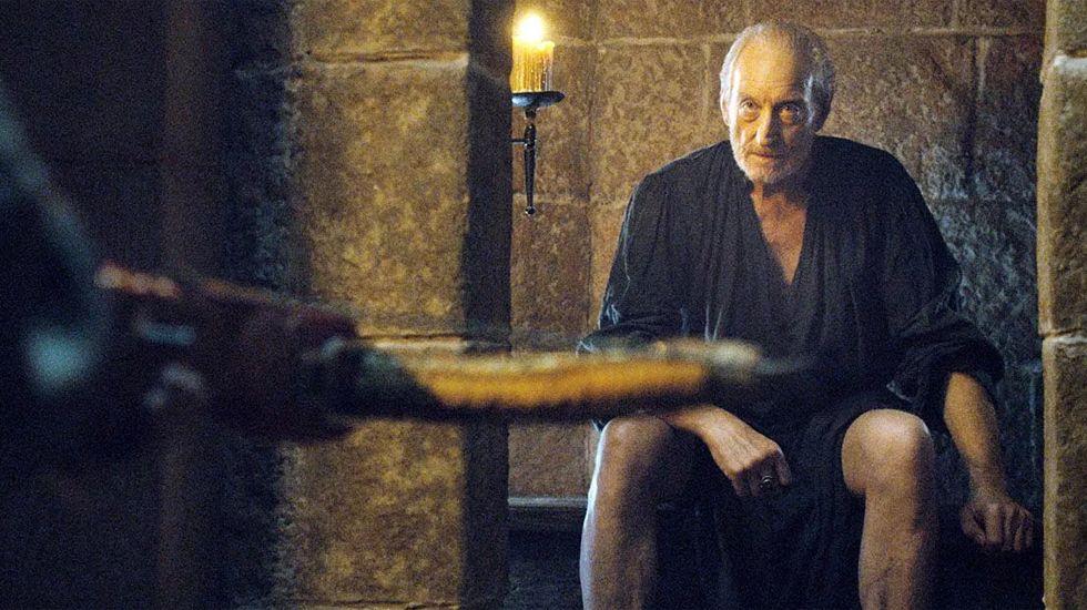 El último trono en el que se sentó Tywin Lannister