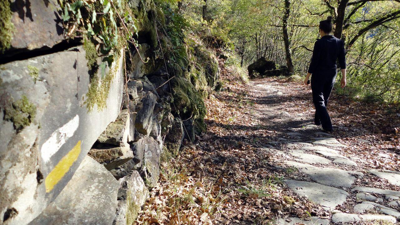 Jalones de un recorrido por el Camino de Invierno en 1610