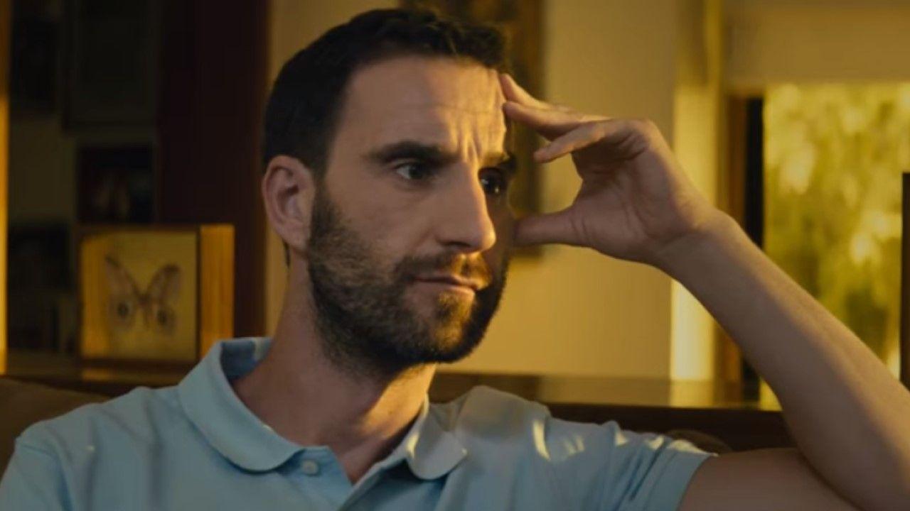 «Historias para no dormir» vuelve en forma de denuncia.Dani Rovira, en el preestreno de su nuevo film en el Teatro Campoamor.