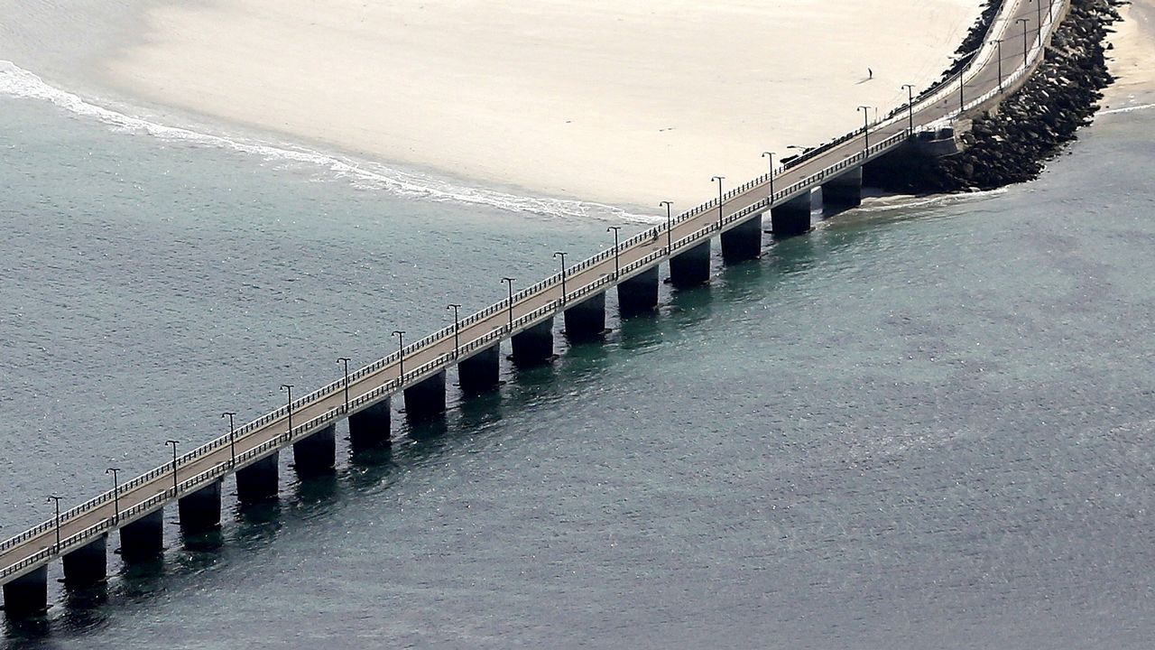 El puente de Toralla