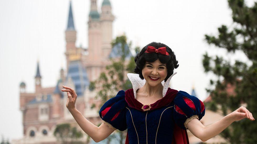 China inaugura un parque Disney