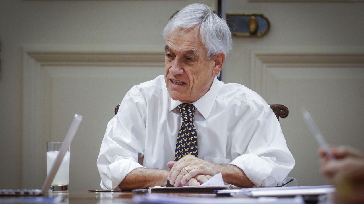 Sebastian Piñera, presidente de Chile