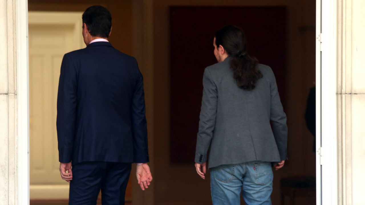 El último adiós a Rubalcaba, en imágenes.La presidenta del PSOE, Cristina Narbona