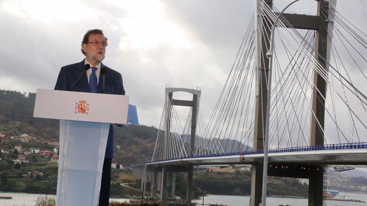 Inauguración ampliacion Puente Rande
