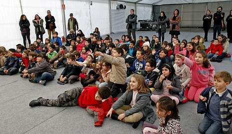 Tras Culturgal, los niños volverán a ser protagonistas de Domingos do Principal y el Salón do Libro.