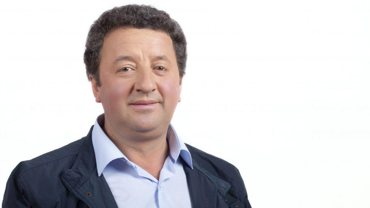 Imagen de archivo de Wenceslao González, alcalde de Illano