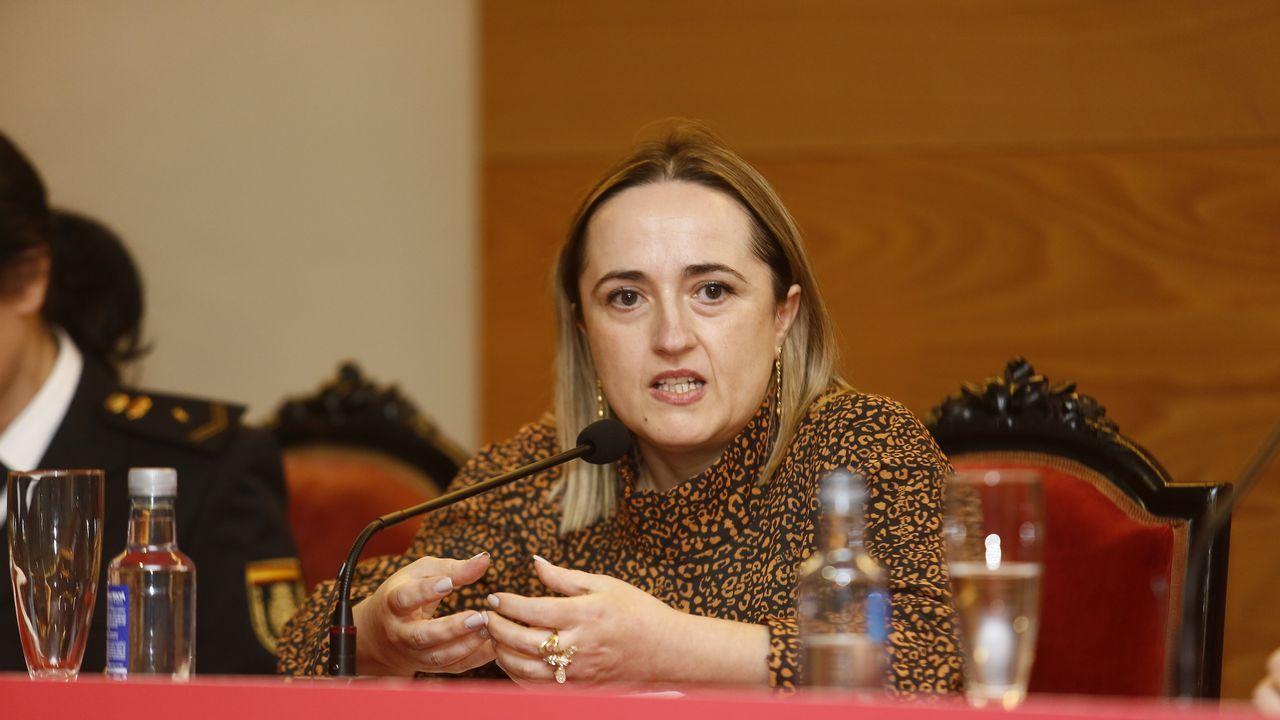 Conchi Blanco es directora de Exportación en Pescados Rubén
