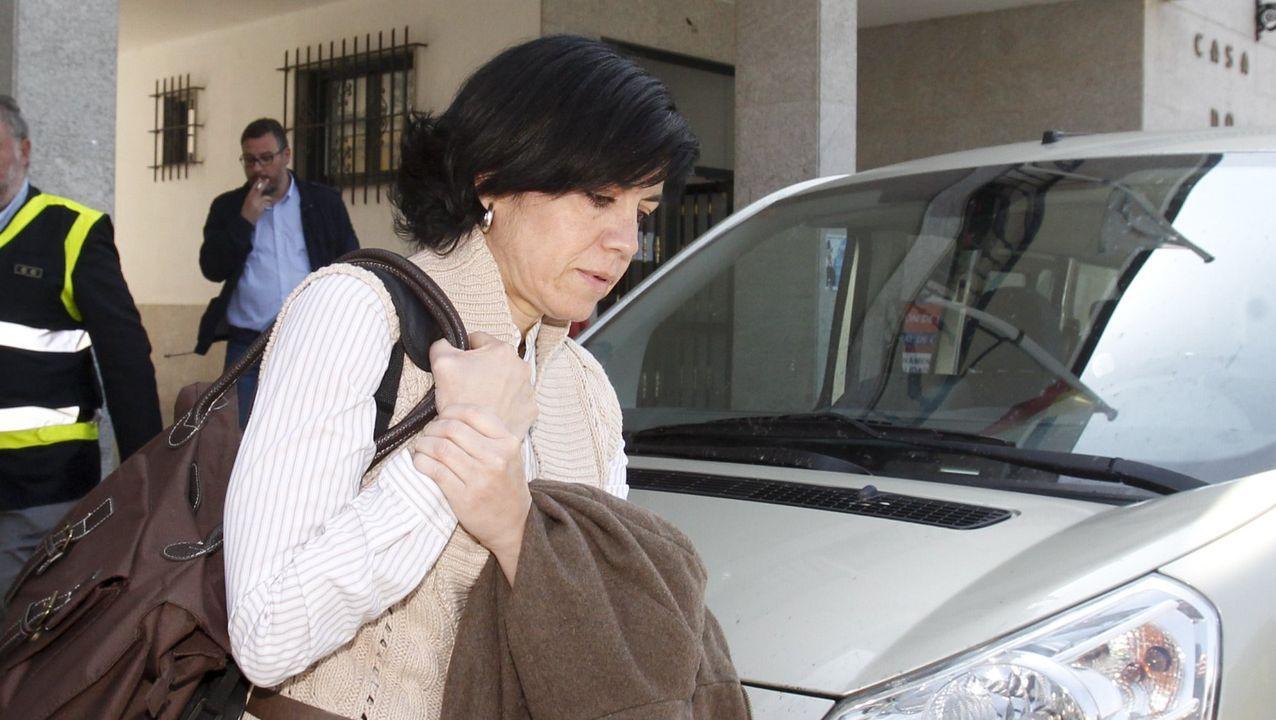 La jueza De Lara, en una imagen de archivo