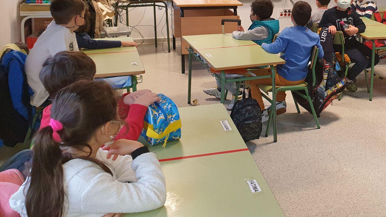 Colegio Tirso de Molina de Ferrol