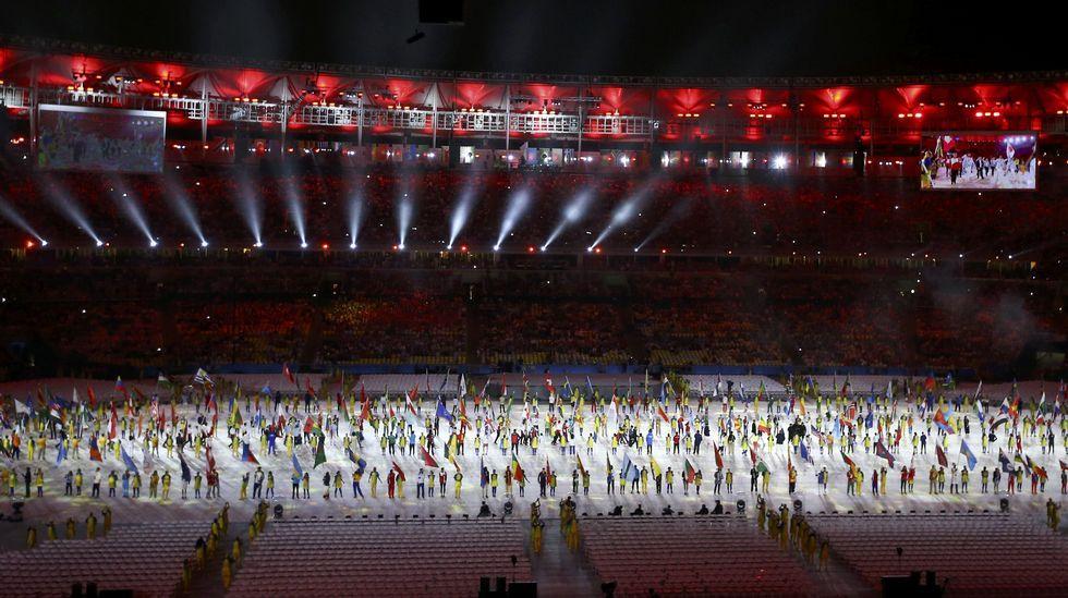 Las estrellas que salvan los Juegos de Río