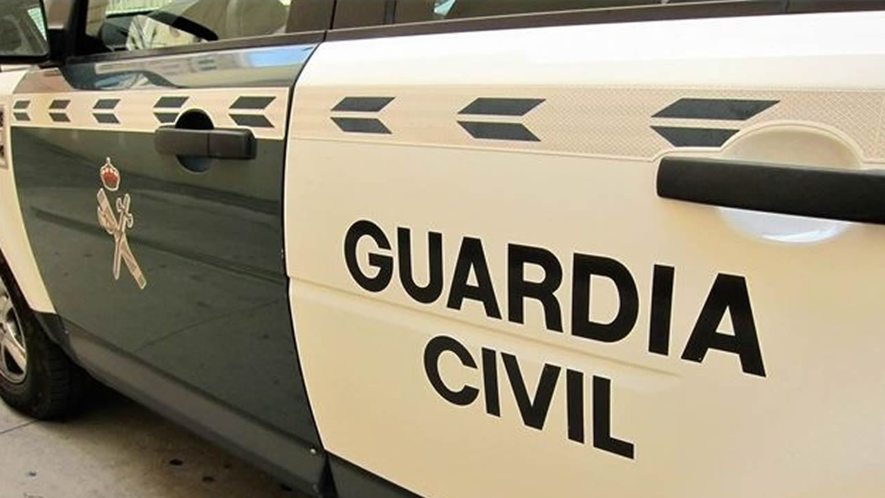 Patrulla de la Guardia Civil, en una imagen de archivo