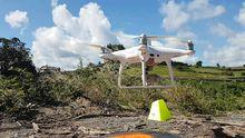 Así son los drones que podrían controlar el acceso a las playas