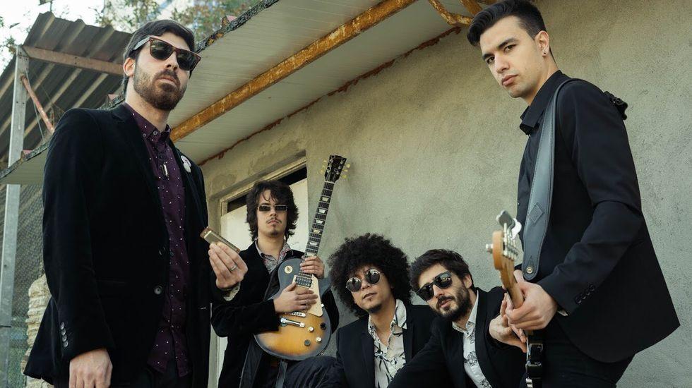 El blues de Los Zorros amenizará la sesión vermú en el Club Clavicémbalo.