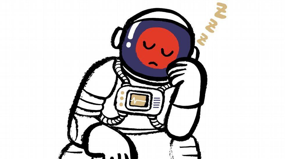 Sigue en Streaming la rueda de prensa de la NASA.Imagen de la película «Marte».