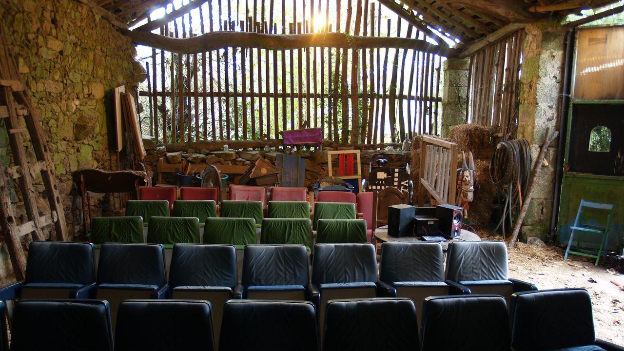 El teatro Pastor Díaz de Viveiro celebra sus cien años