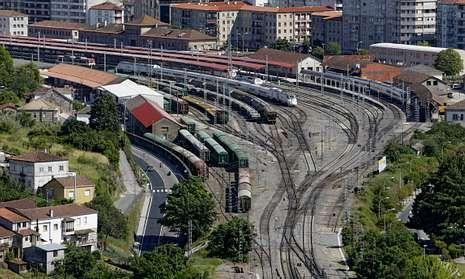 El gobierno de Ourense cifra en 14 millones el precio del edificio de la nueva estación.