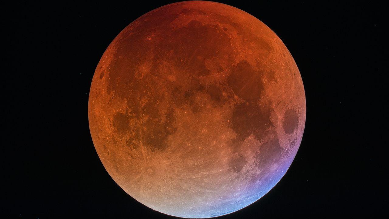 ¿Qué es el efecto lunar?