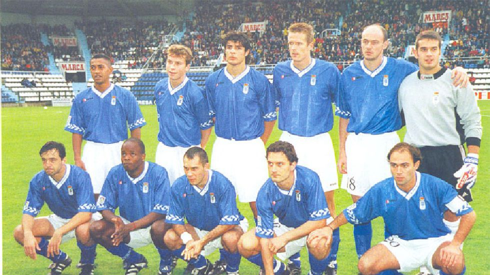 Real Oviedo. Temporada 1999/2000