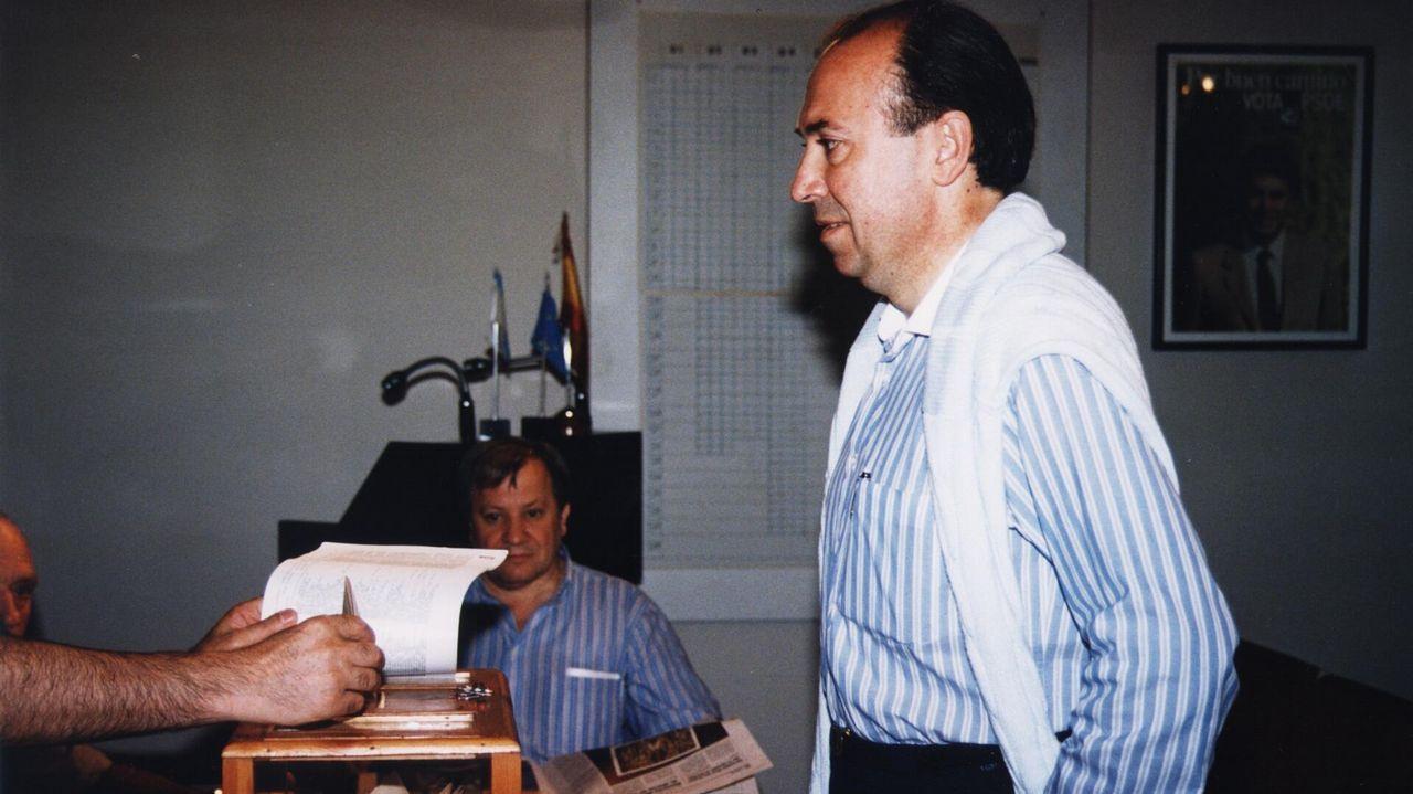 Rubalcaba lideró el PSOE, optó a presidente y su papel fue fundamental en el final de ETA.LA construcción de las corbetas se repartirá entre el astillero ferrolano y el de San Fernando (Cádiz).