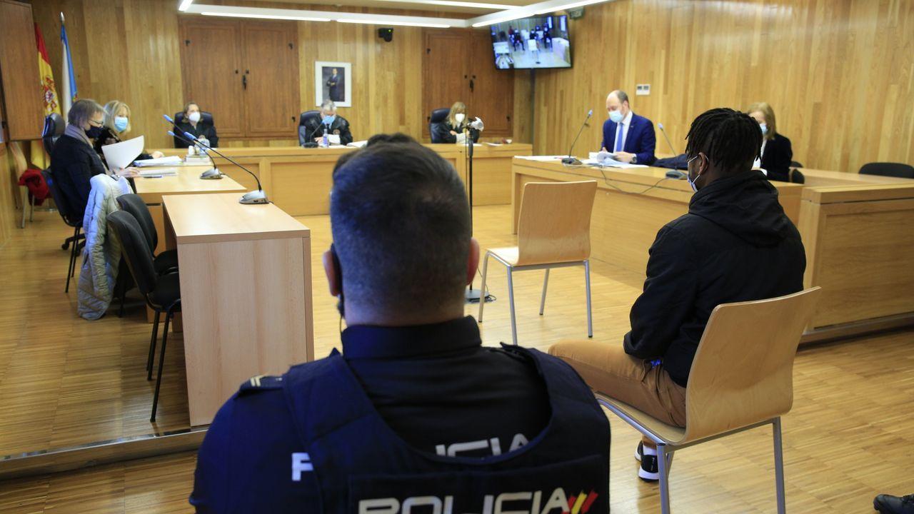 Juicio por agresión sexual y maltrato en la Audiencia Provincial de Lugo