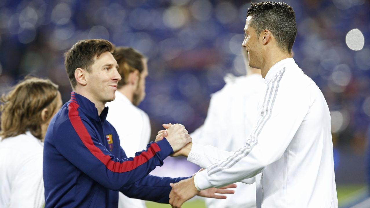Messi y Cristiano estaban en la liga española cuando se firmó el último contrato en el 2918