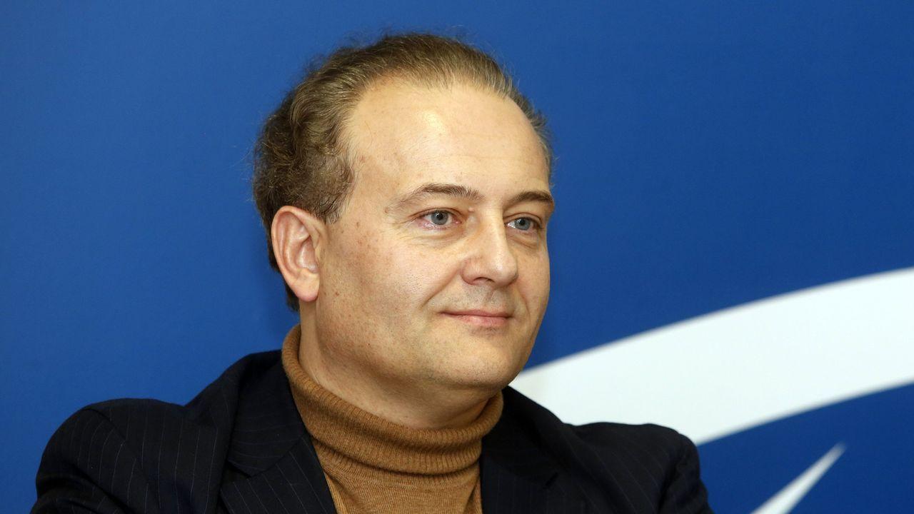 Armando Requeixo, en imagen de archivo