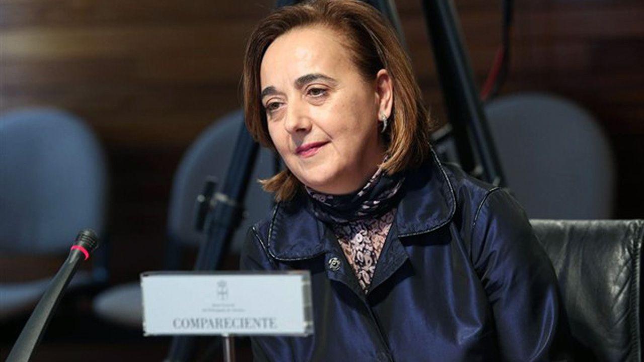 La exconsejera de Cultura del Principado, Mercedes Álvarez