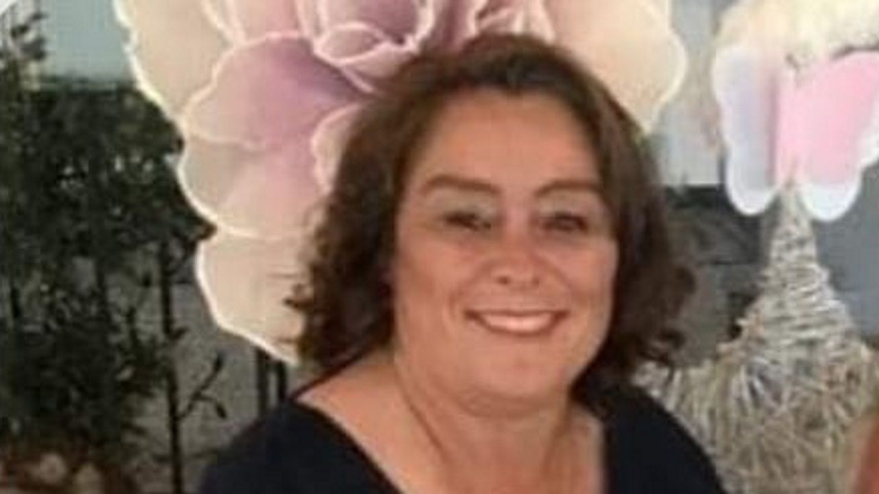 Olga Alonso, en su toma de posesión como concejala