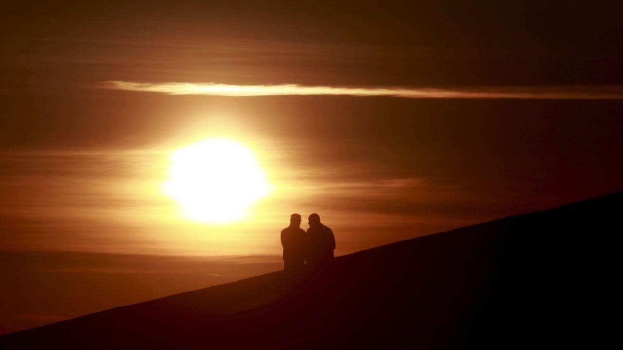 El lugar donde nunca se pone el sol