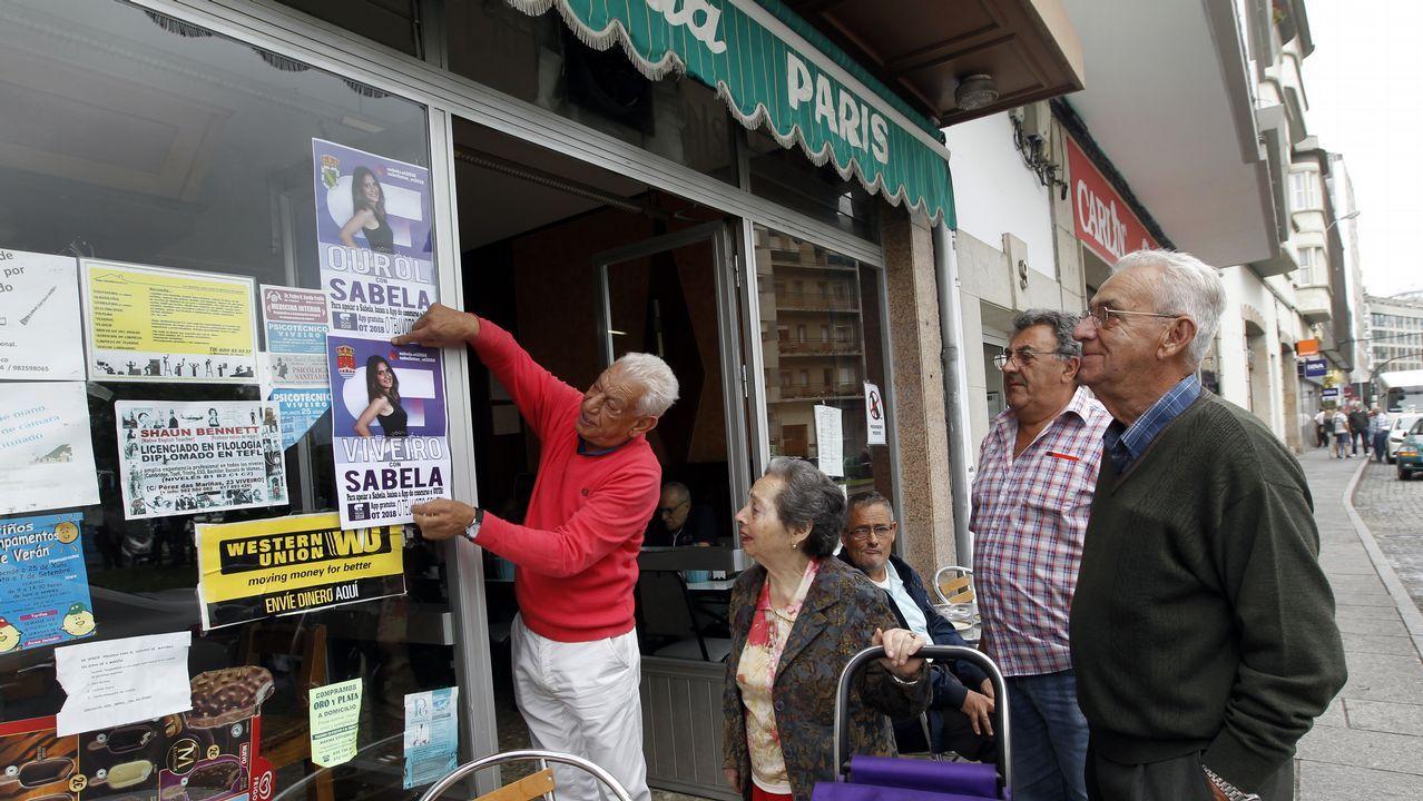 «Benditas feridas» interpretada por Sabela Ramil.Gabriel Peso, pianista, actúa esta semana en Galicia