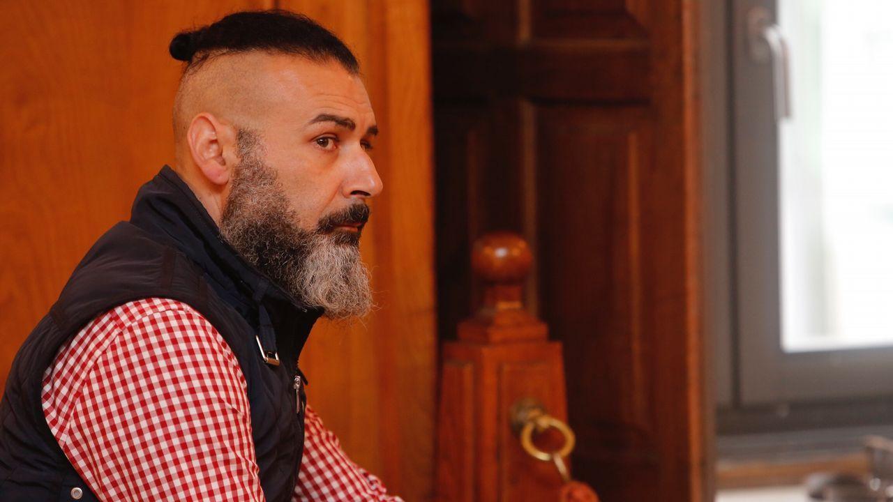 Segunda jornada del juicio a David Oubel, el parricida de Moraña