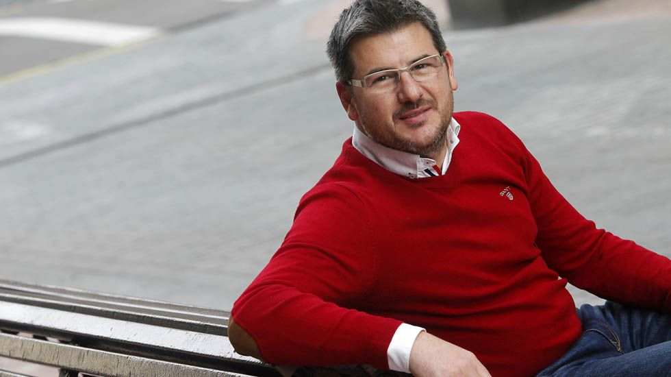 Sergio García, delegado territorial de Ciudadanos en Asturias