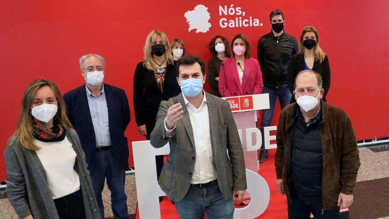 Caballero y Ribera reunidos este jueves en Madrid