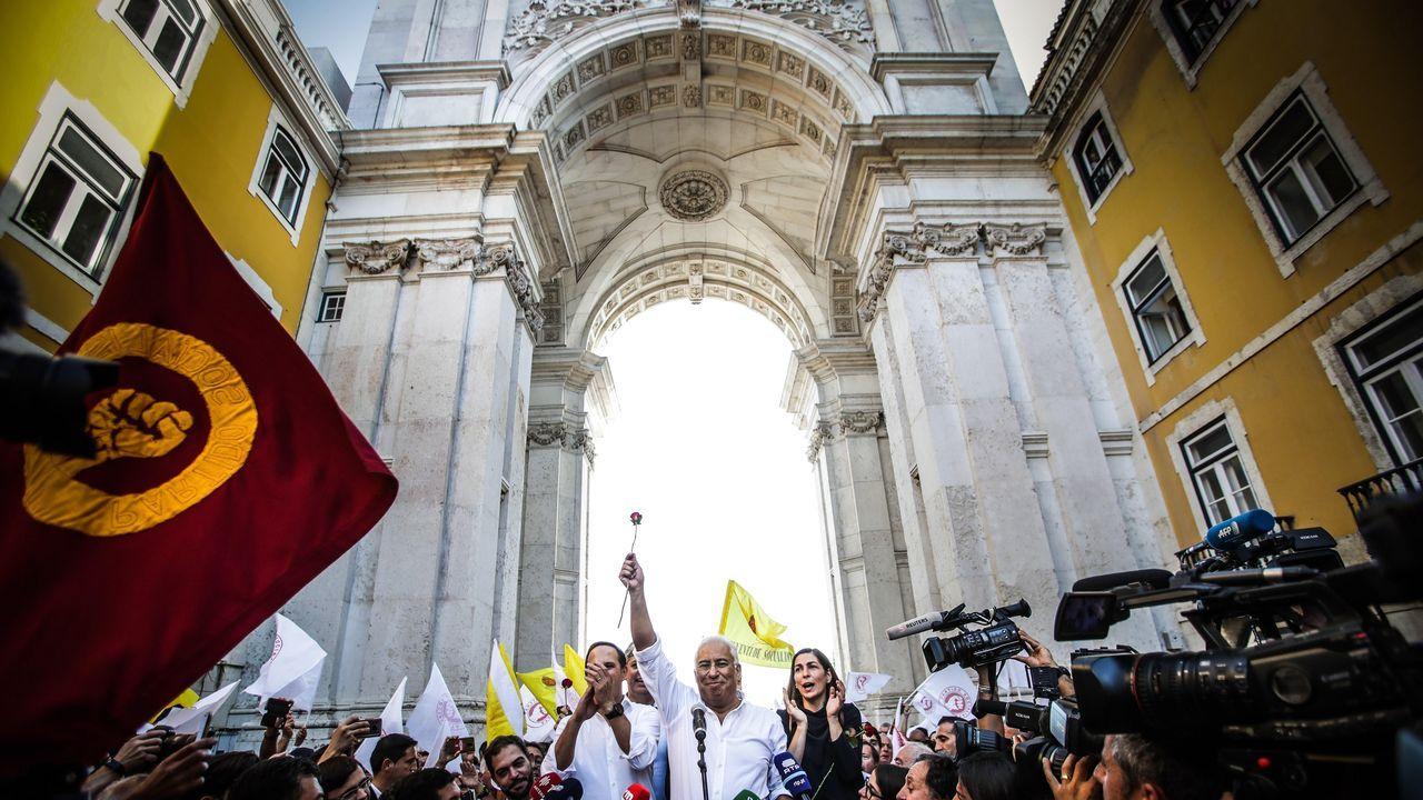 Carreiras es un duro crítico de Rui Rio, que opta a la reelección del partido de centroderecha luso