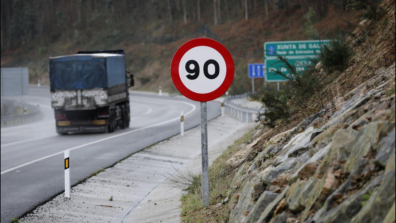 Los sistemas de los vehículos leerán las señales de la carretera y advertirán al conductor si supera los límites