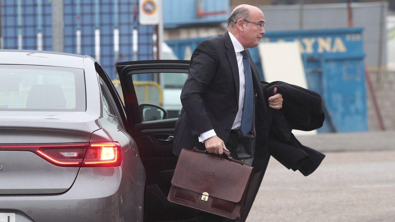Ruesta relevó a Pérez-Urruti en el 2018