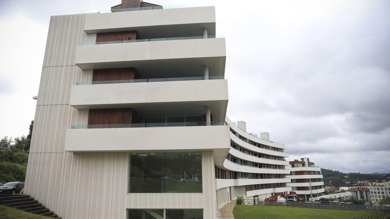 Edificio de Santiago Sur