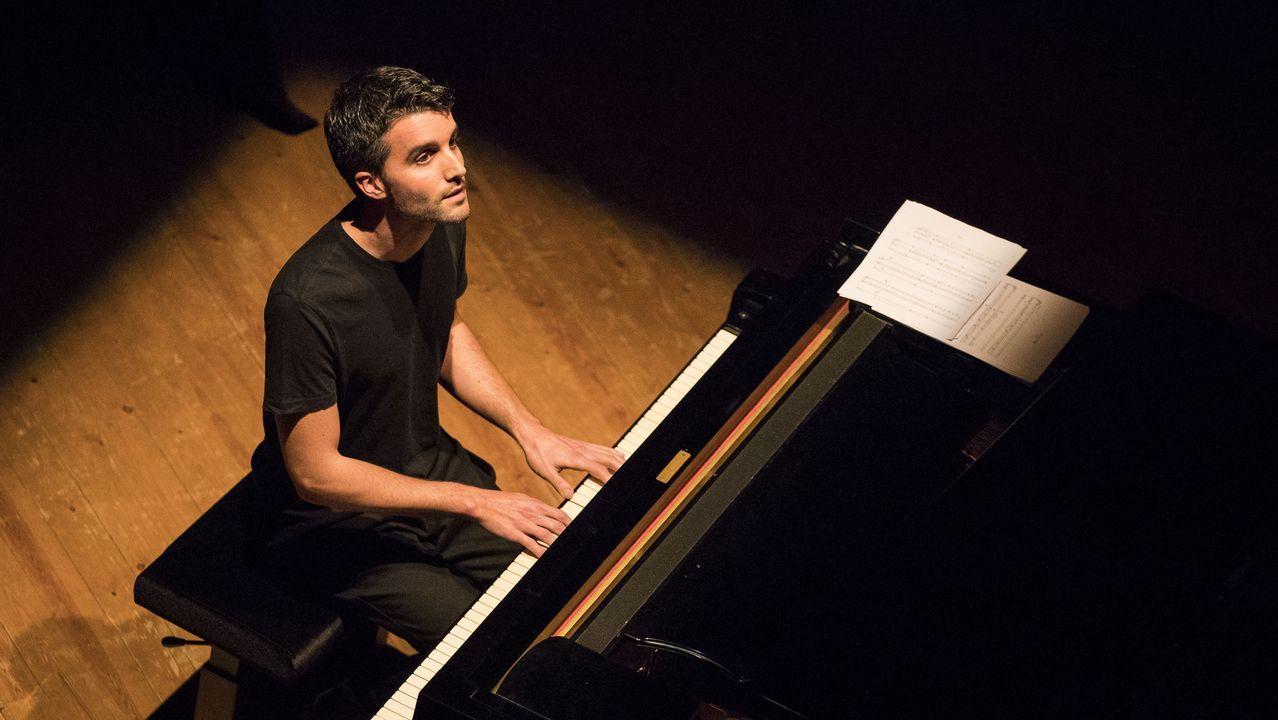 El pianista Nico Casal lanza nuevo EP